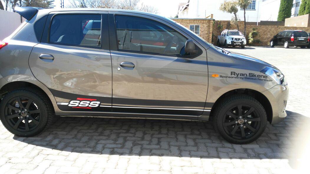 Datsun Go sss Edition on Behance