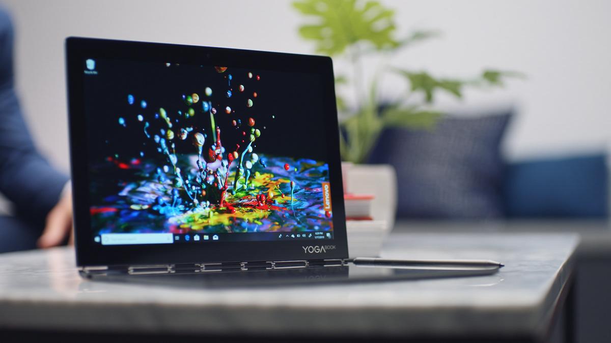 Lenovo - Yoga Book C930 on Wacom Gallery