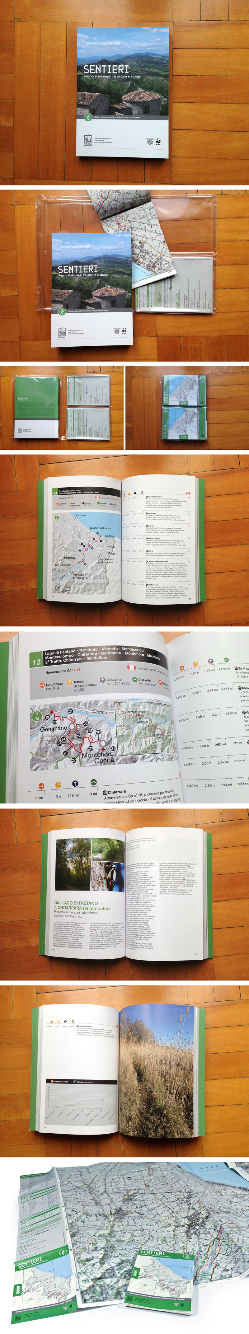 book,book design,editorial,Nature,trekking,Guide,maps,infographics
