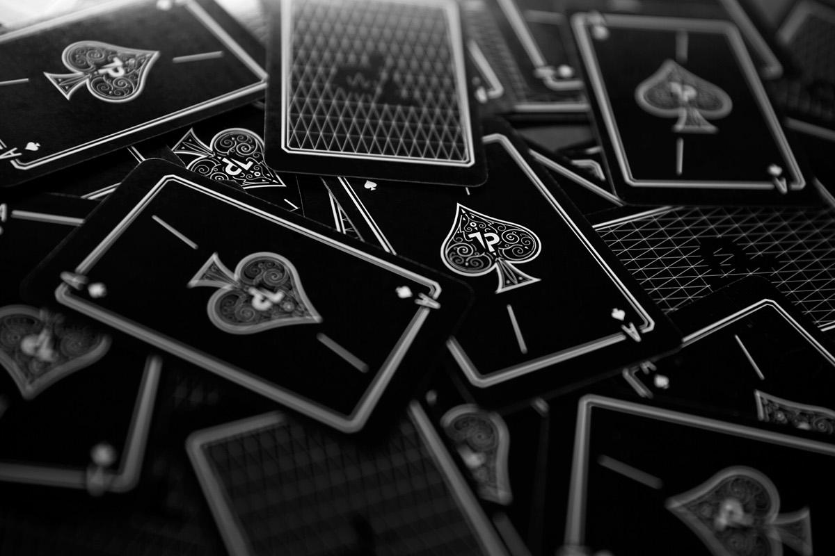 Event Agentur netzwerk black bold card Web kontrast simple