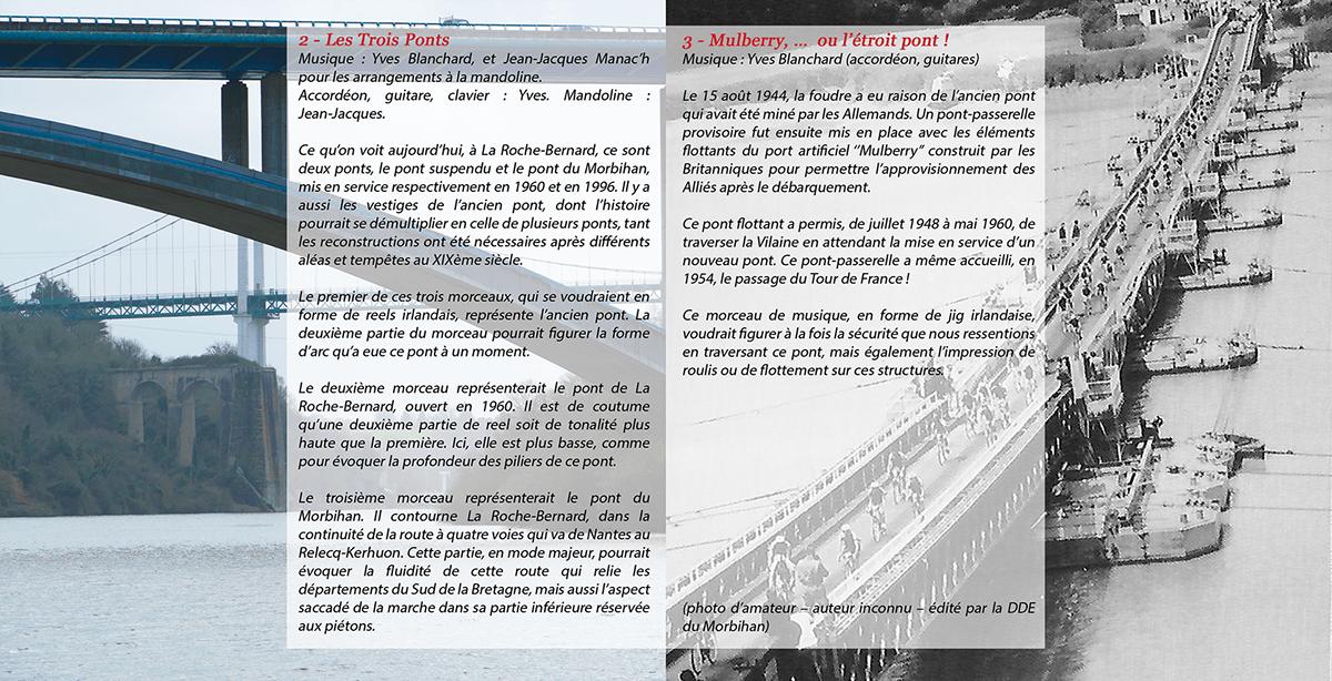 La Vilaine Ponts Et Traversees On Behance