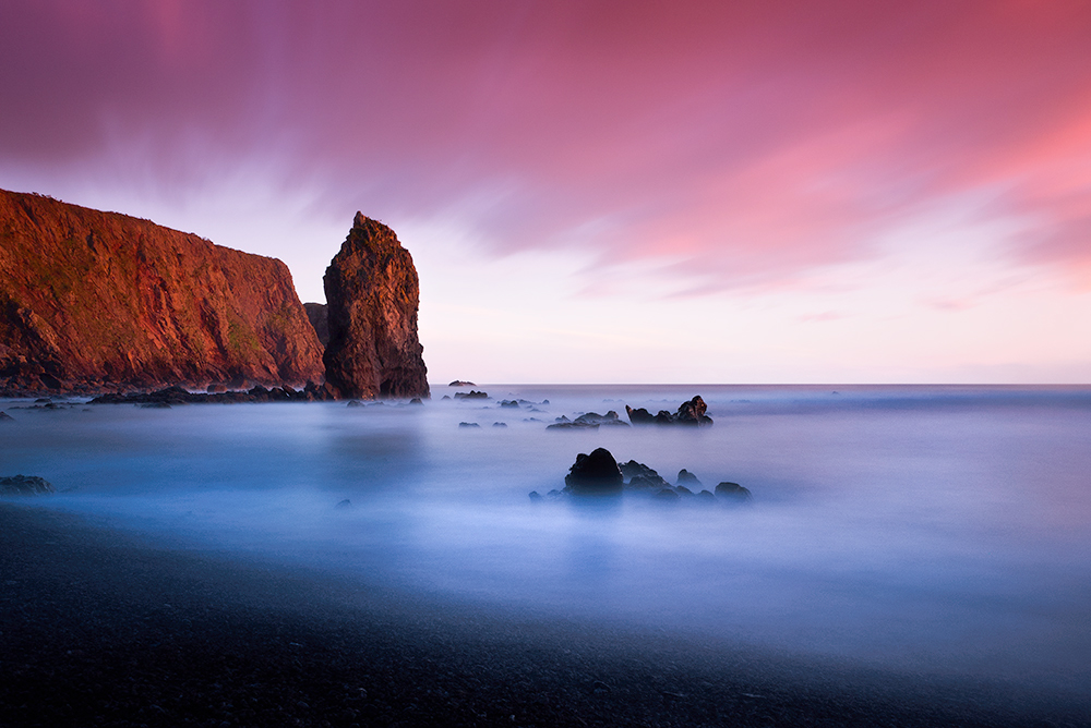 Adobe Portfolio landscapes Ireland olympus Wild Atlantic Way Irish landscape