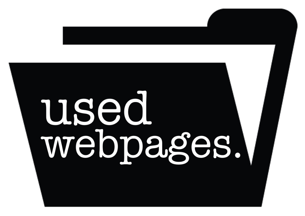 USEDWEBPAGES.COM