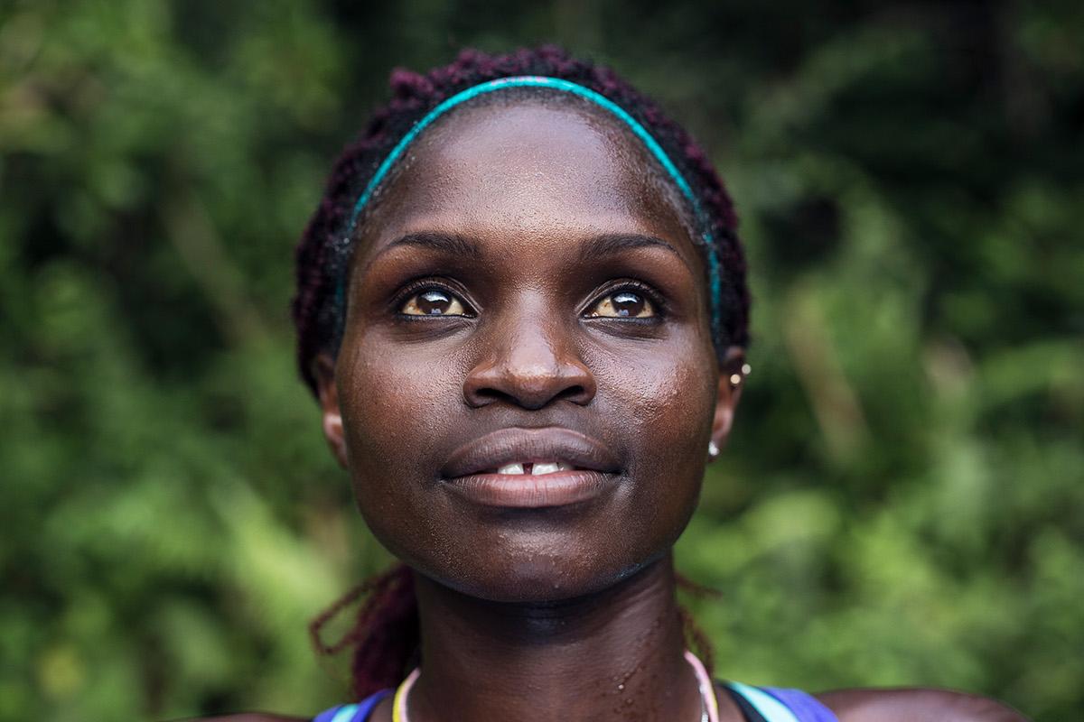 Nike Running - Agatha Jeruto