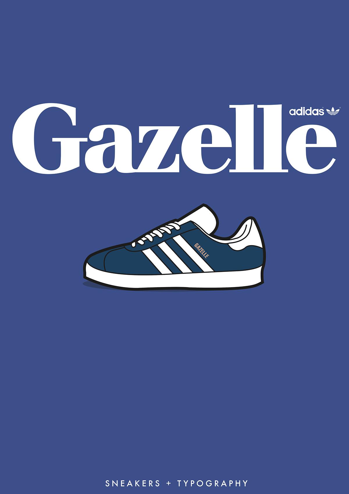 Talisman & Co. | Adidas Gazelle | Pablo Cánepa