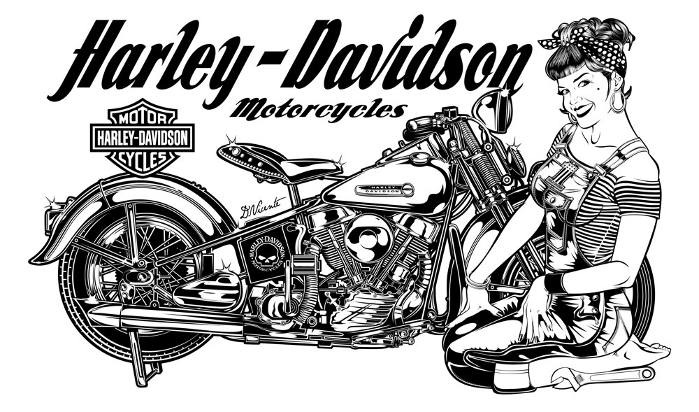 Harley davidson usa on behance freerunsca Images