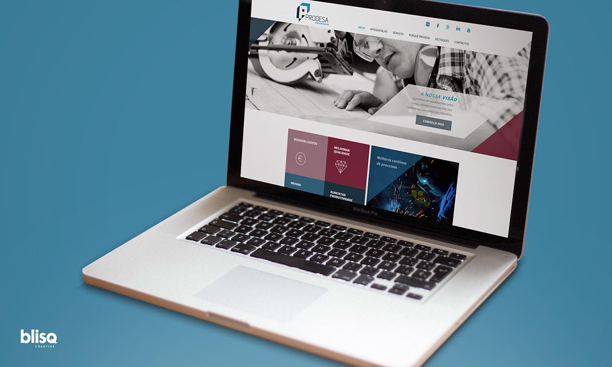 Web Design  web development  graphic design  Mobile app Website Portugal blisq agency