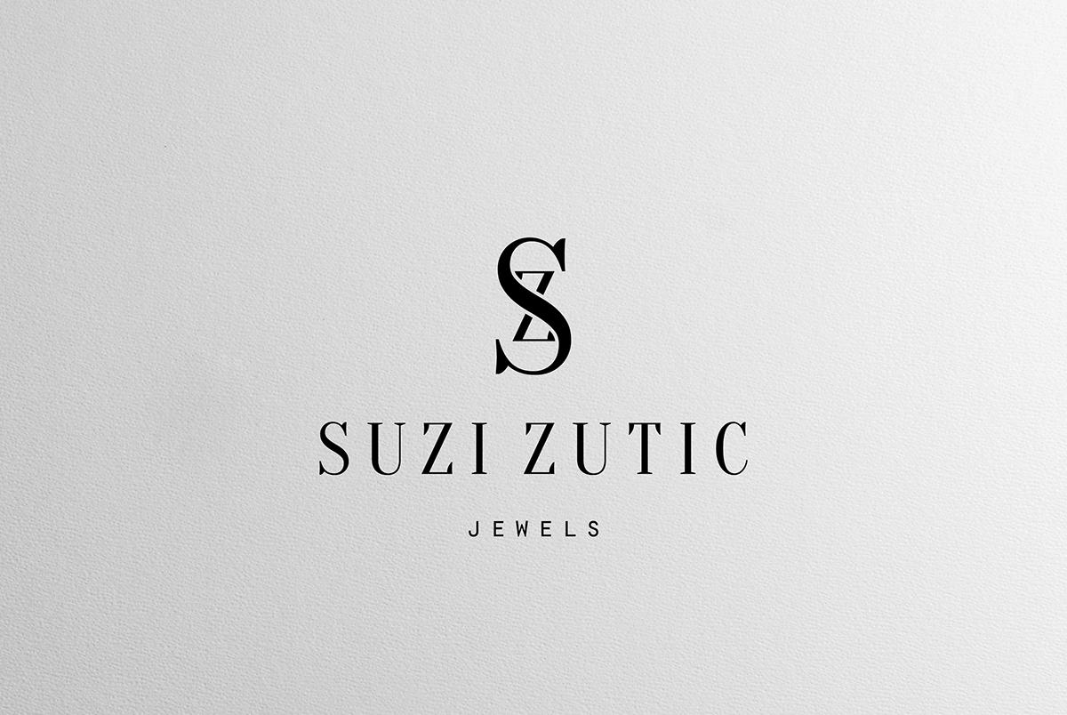 logo brand Stationery jewels business card Logotype design inspiration brand identity