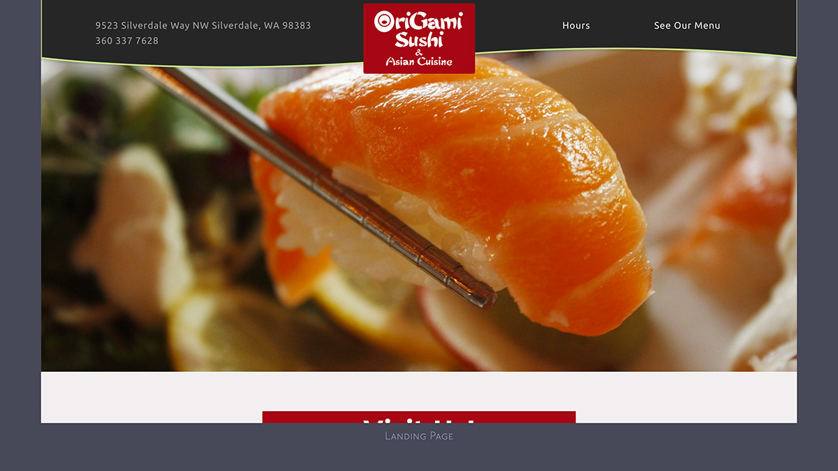 Origami Sushi Restaurant - Silverdale, Washington - Menu, Prices ...   675x1200