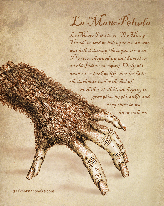 Bestiary creature Dark Corner legend Mythological creatures mythology