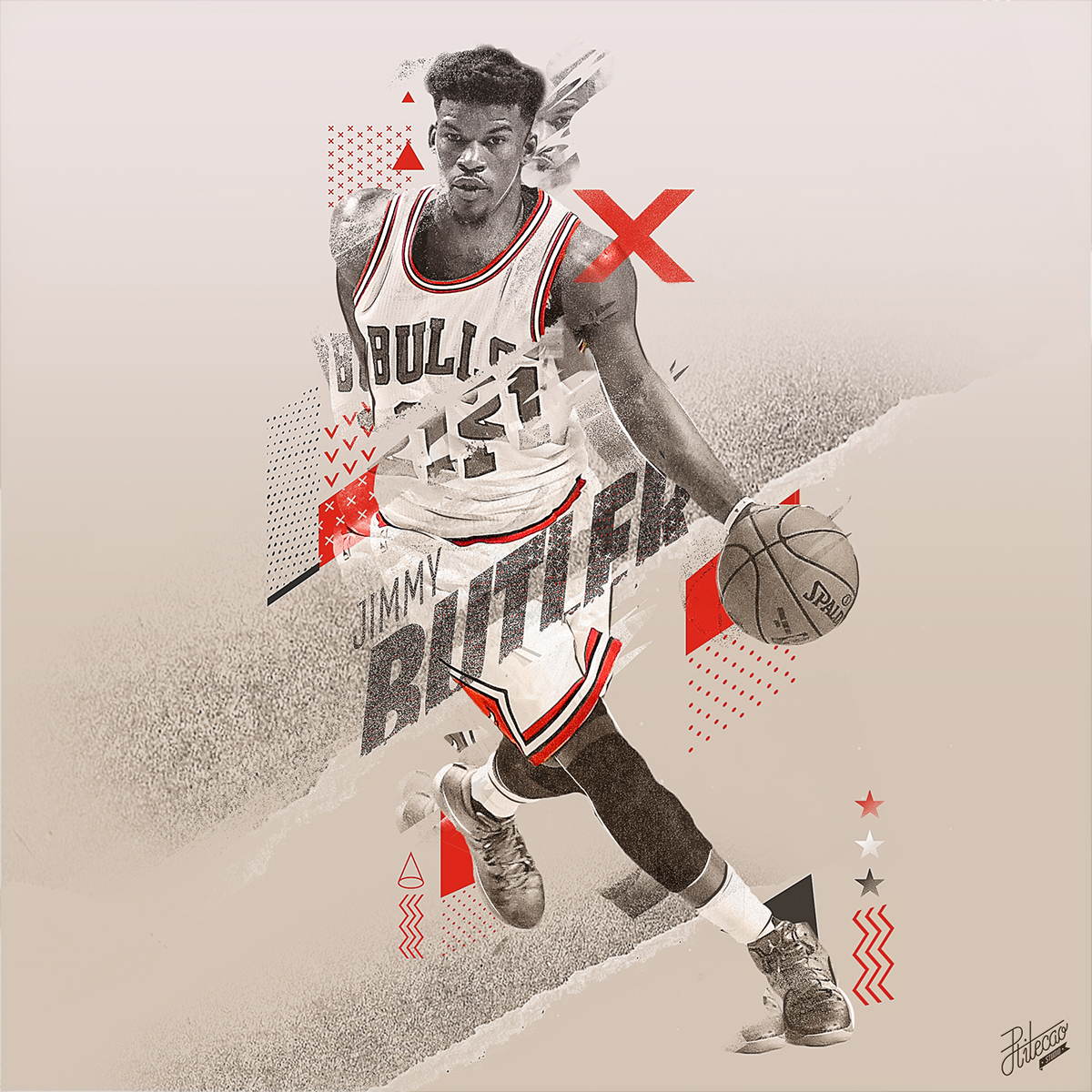 Nba Art Collection Vol 1 On Behance