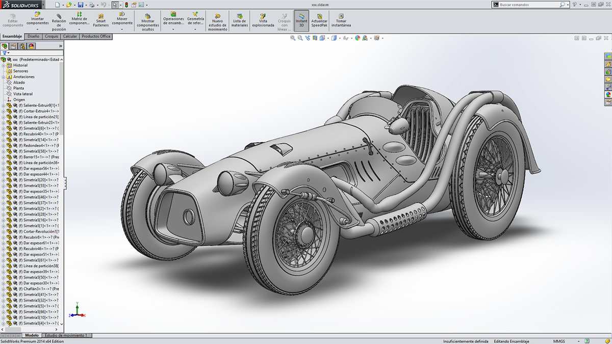 My SolidWorks certification on Student Show