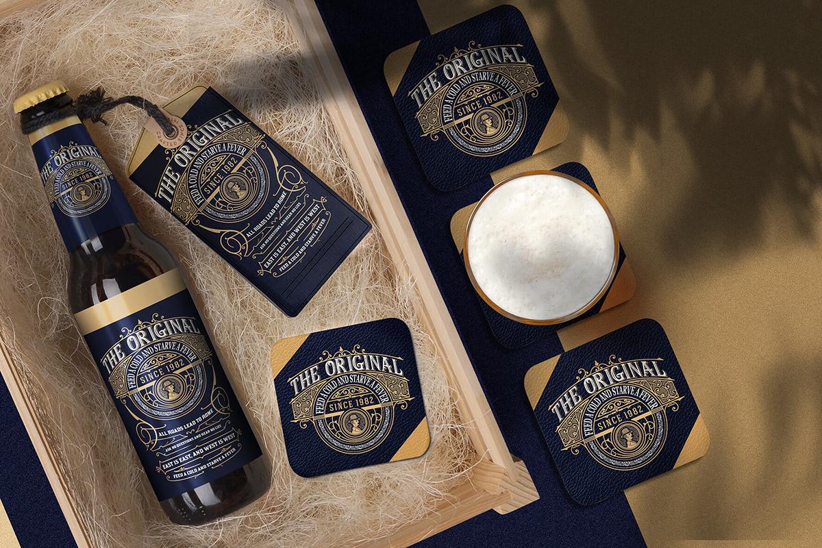 beer bottles Beer box Beer Branding beer cans Beer Identity Beer Packaging Cider Packaging beer mockup identity