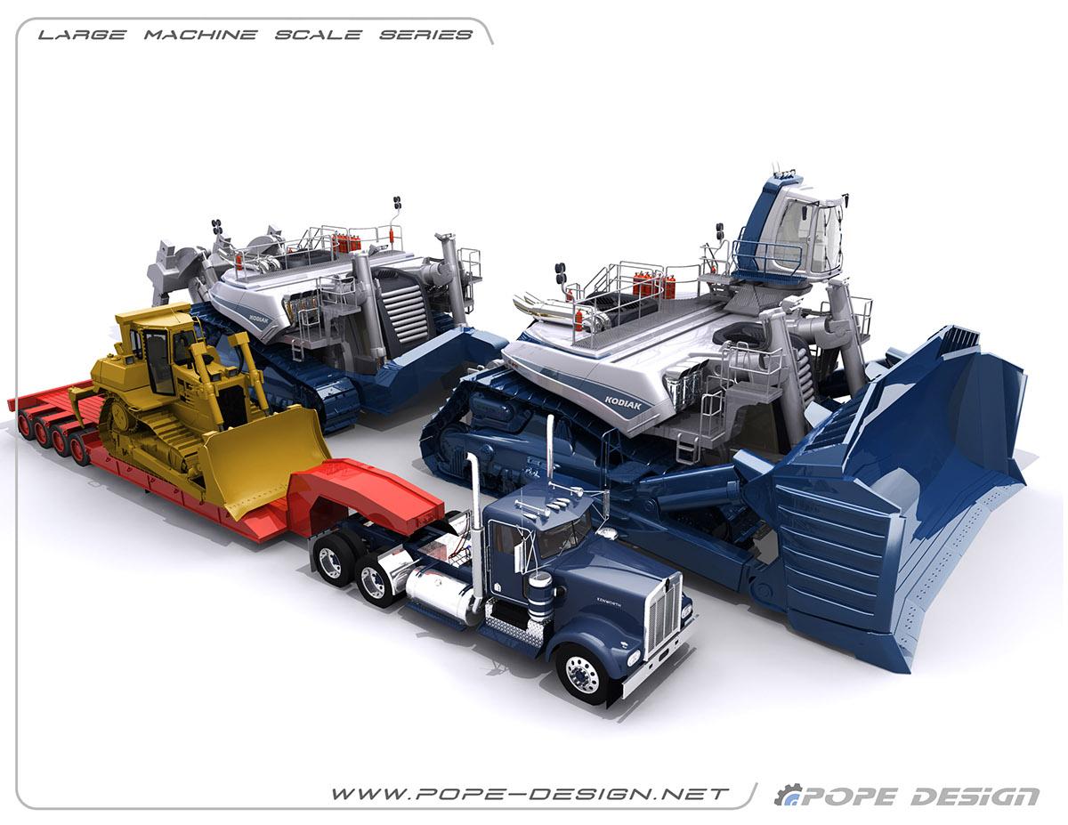 prototipo nuovo dumper minerario avvenieristico 43bd6b32532777.568963250ddc4