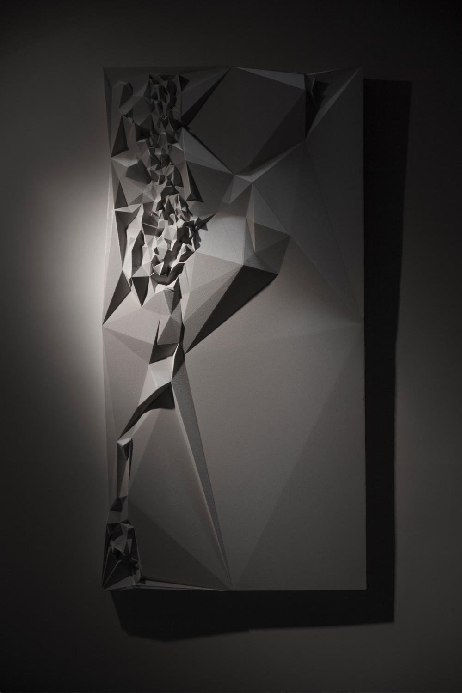 parametric art processing RhinoCAM cnc sculpture video mapping projection digital