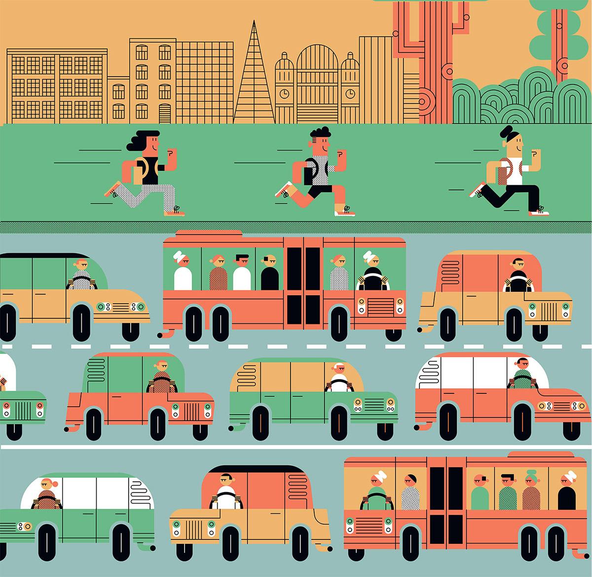 Image may contain: bus, screenshot and vehicle