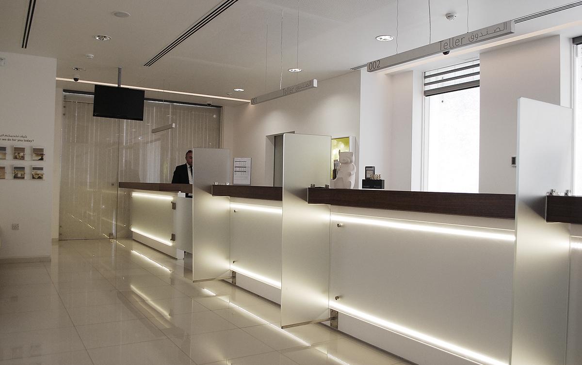 jordan invest bank abdoun branch on behance. Black Bedroom Furniture Sets. Home Design Ideas