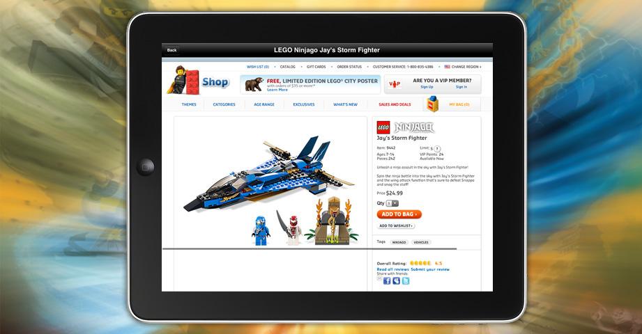 LEGO Ninjago Video Dojo - iPhone and iPad App on Behance