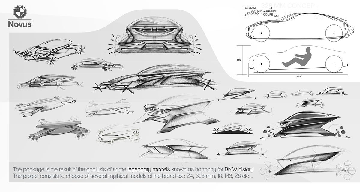 BMW Novus - Thesis on Behance