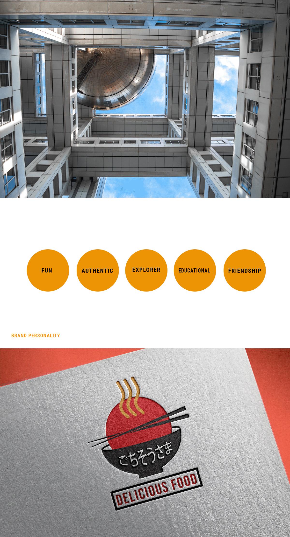 Documentary  japan logo series Travel video Web