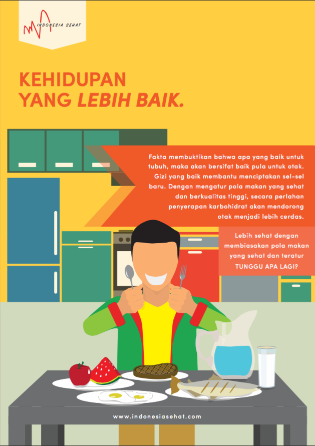 Indonesia Sehat Campaign On Behance