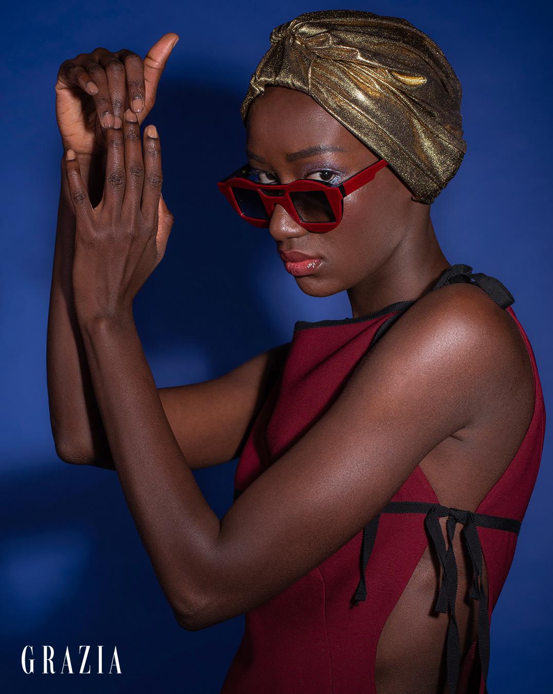 editorial Fashion  fashionamakeup grazia hair makeup milan MUA