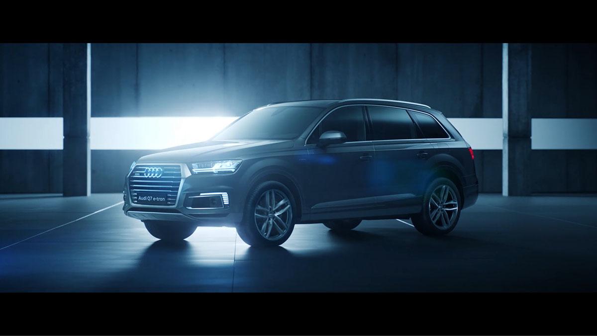 Audi Q Commercial On Behance - Audi car commercial