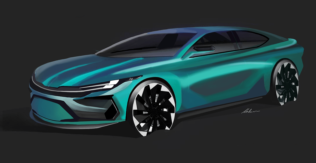 Image may contain: land vehicle, vehicle and automotive