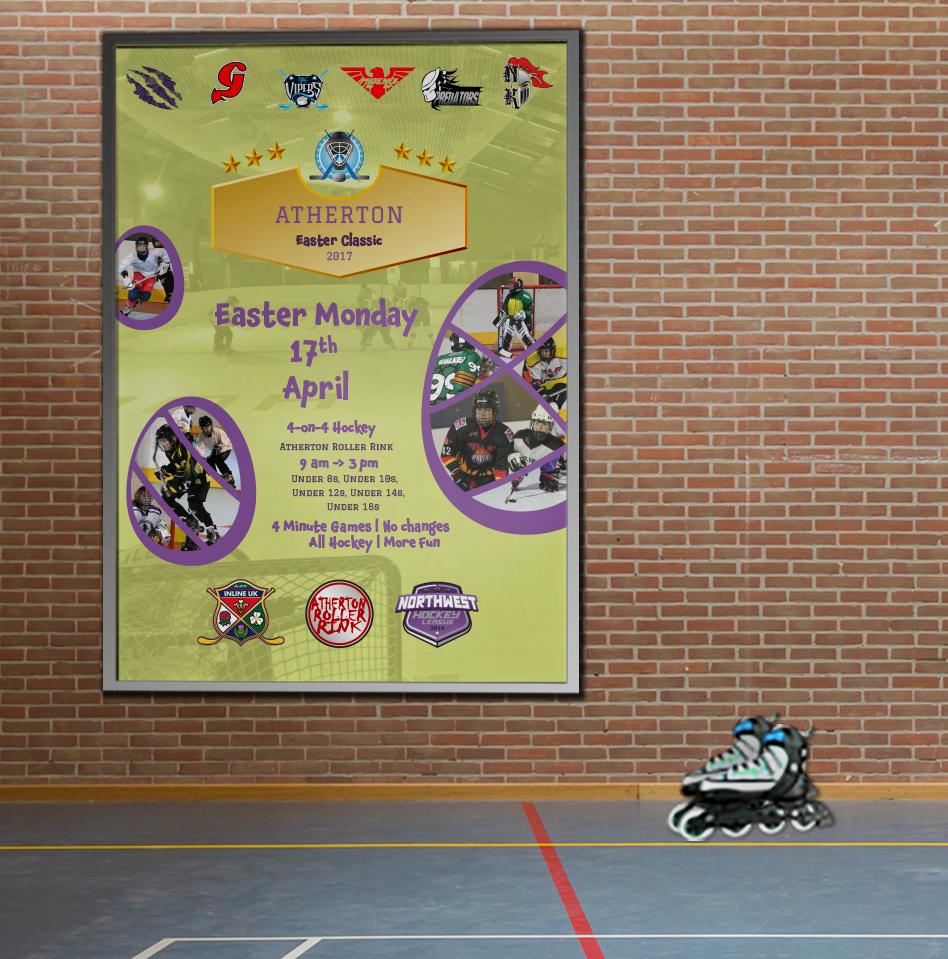 atherton roller rink