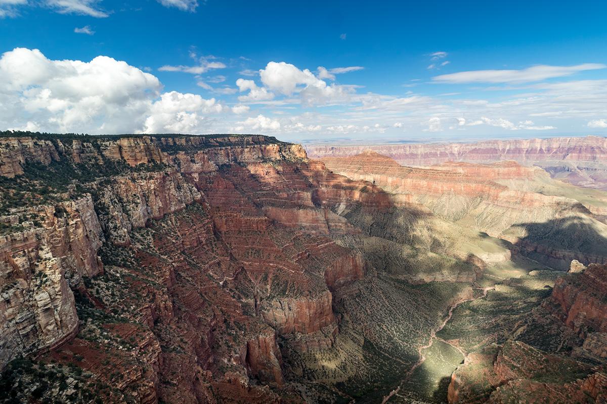 Live grand canyon weather webcam overlooking yavapai point, arizona