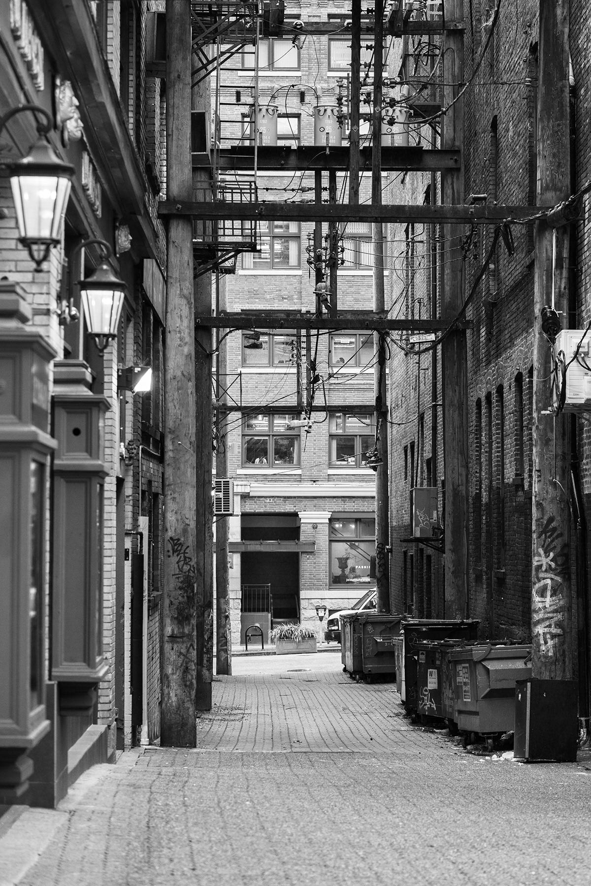 Adobe Portfolio street photography
