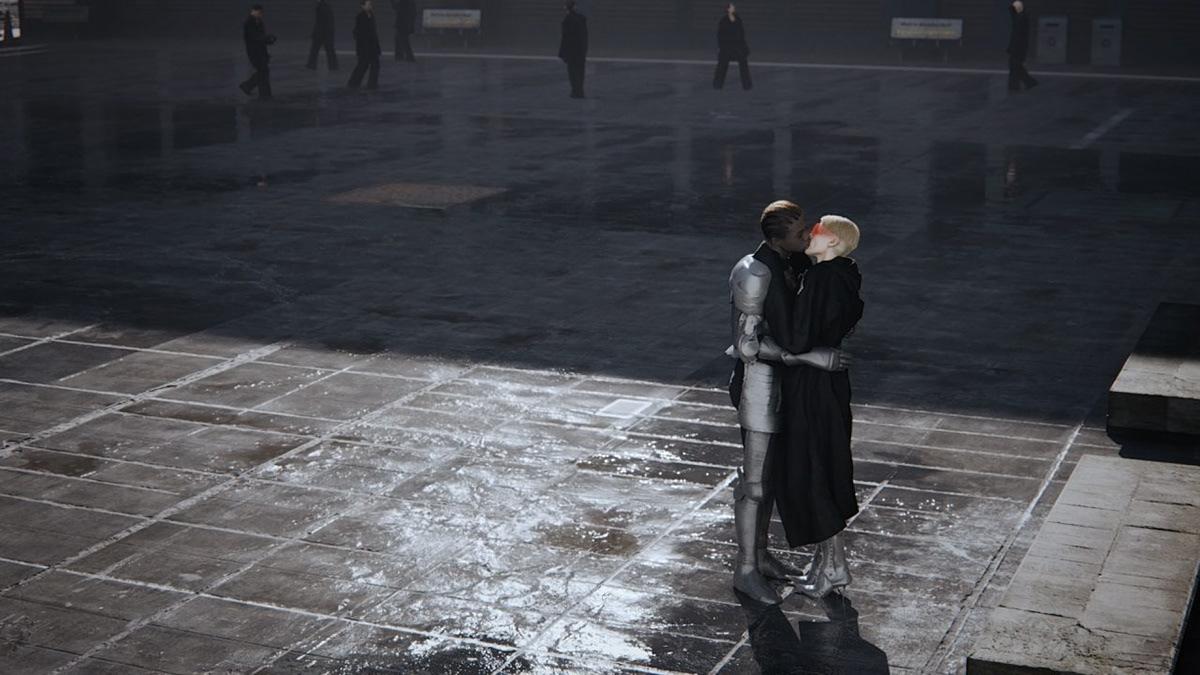 Balenciaga Fashion  game Unreal Engine Virtual reality