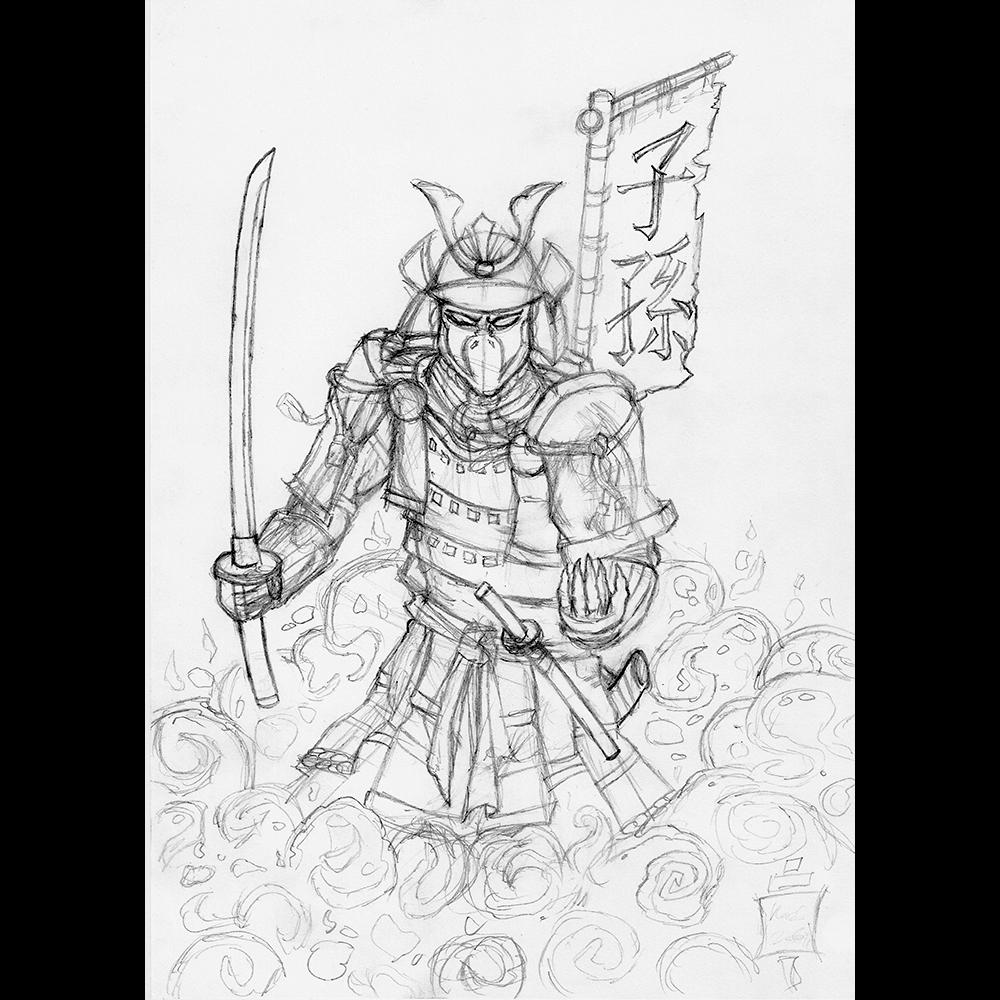 samurai szamuráj ronin shogun spawn al simmons todd mcfarlane mcfarlane japanese katana