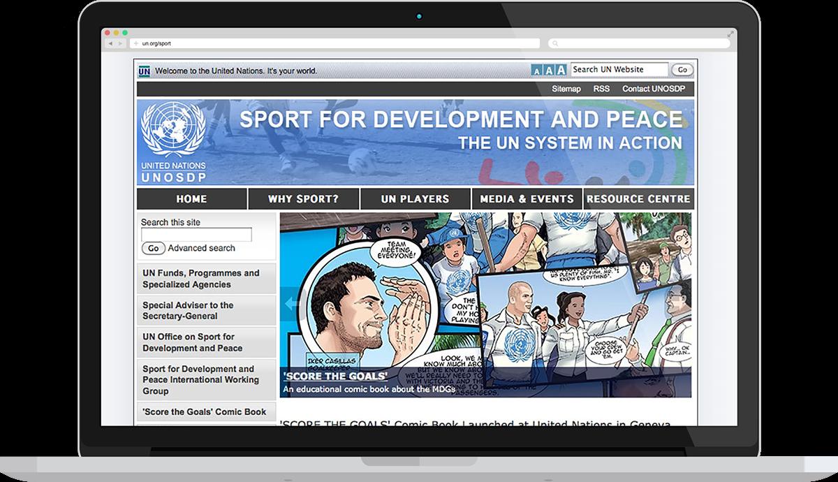 sport Website atheltic sports