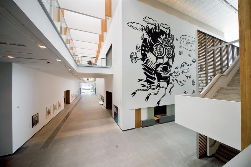 queensland gallery of modern art on behance