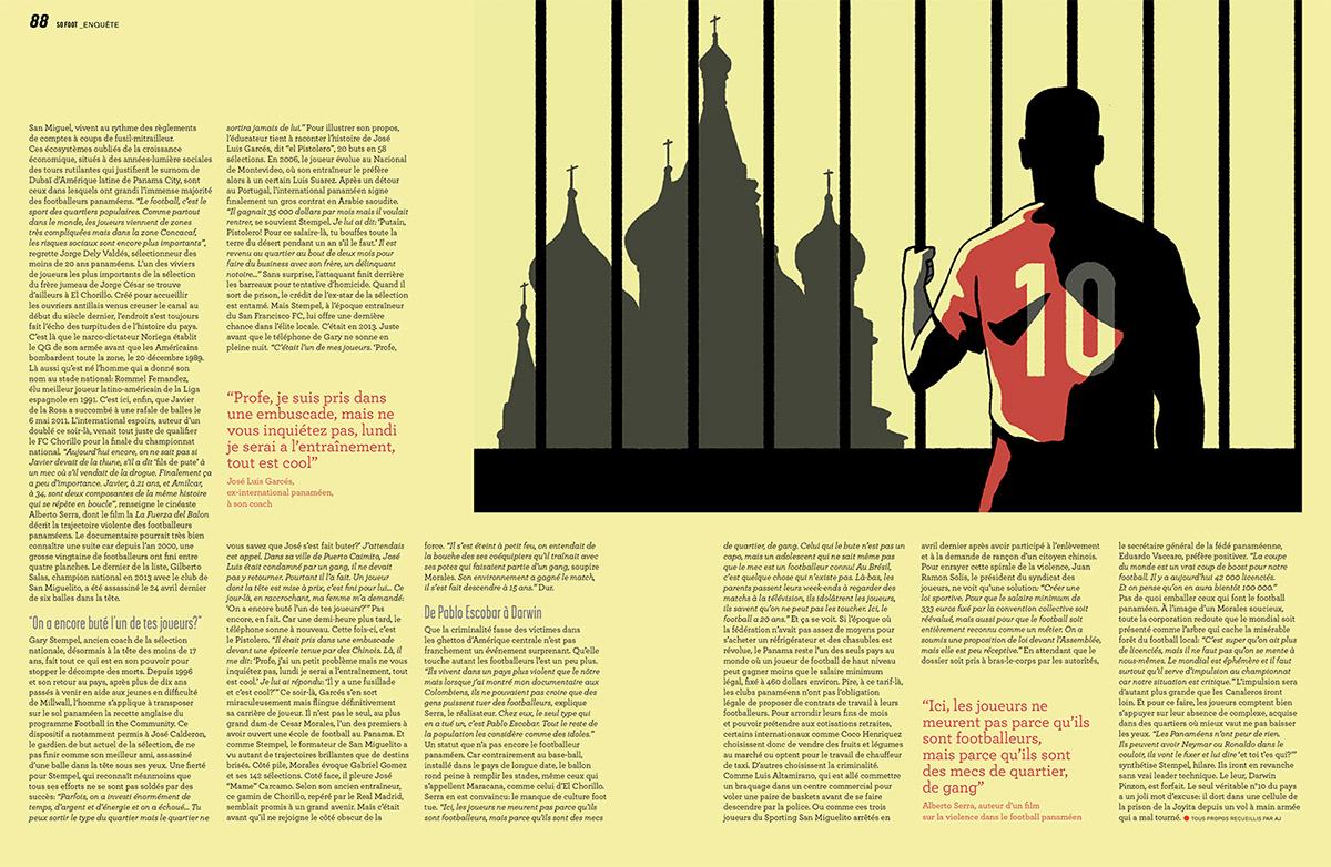 football panama crime death Jail sport foot footballplayer prison Russia