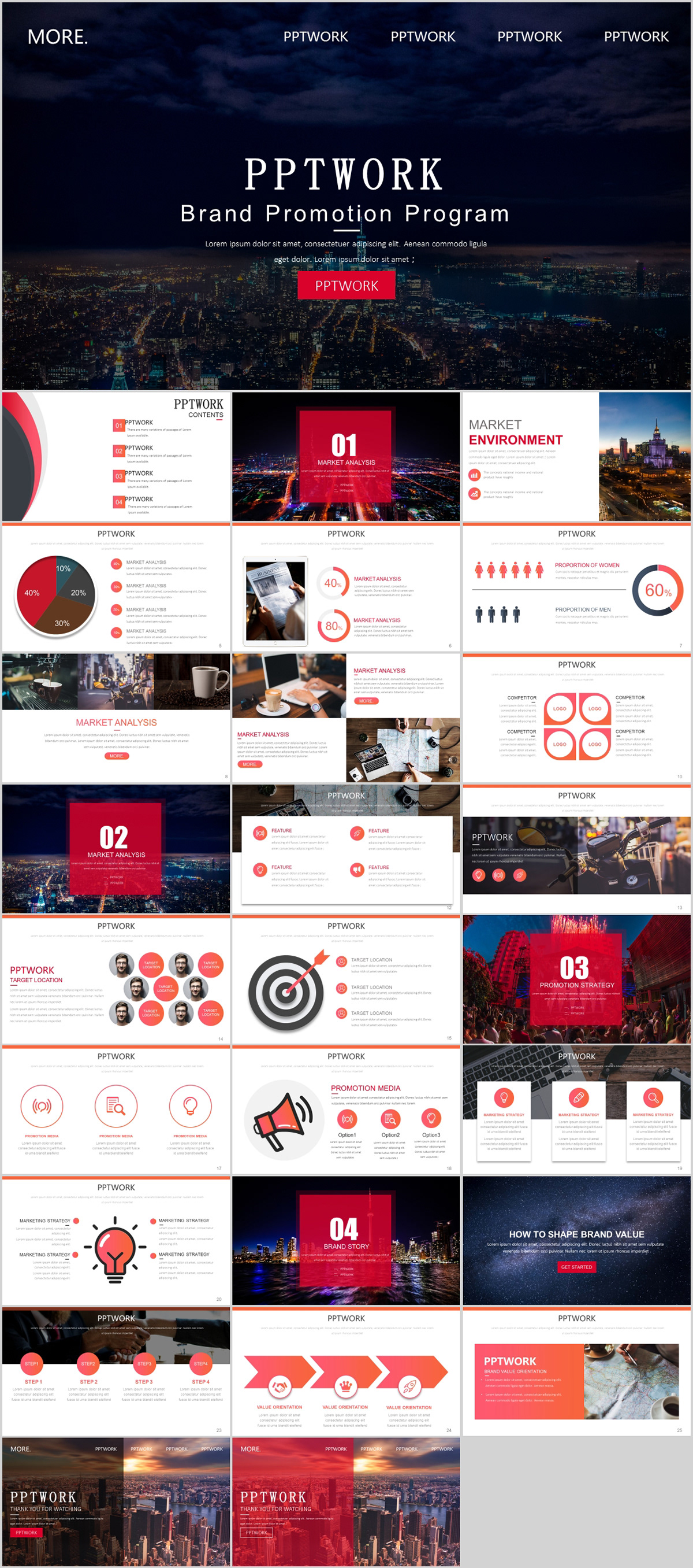 27  Company Team Introduction Powerpoint Template On Behance