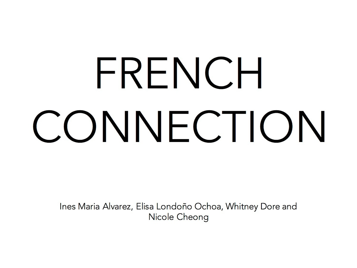 french connection market analysis