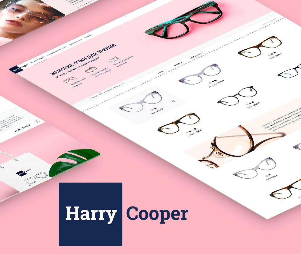 интернет магазин online store Online shop glasses очки Сайт под ключ Eyeglasses Store Online