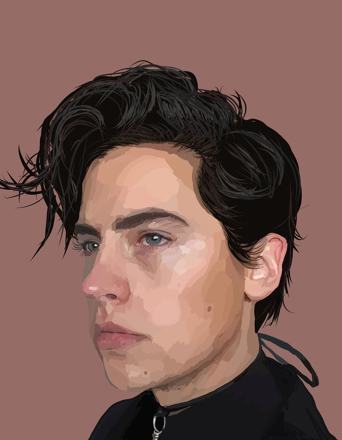 Cole Sprouse On Behance