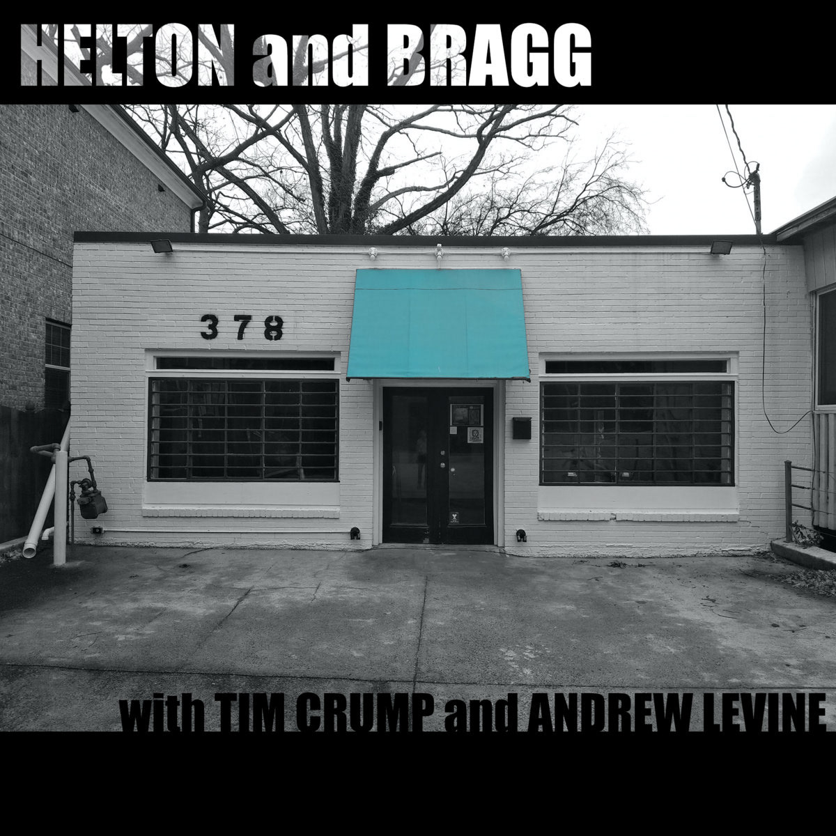 Album design by Colin Bragg for Helton and Bragg
