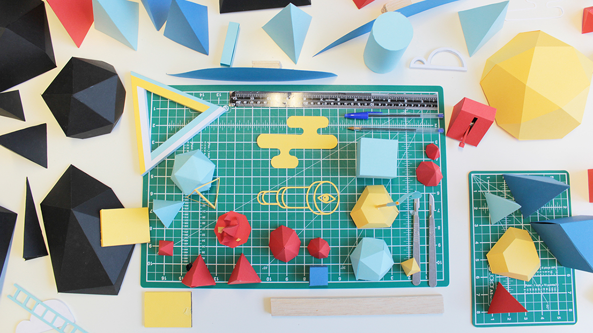 Paper Project by Tom McCarten