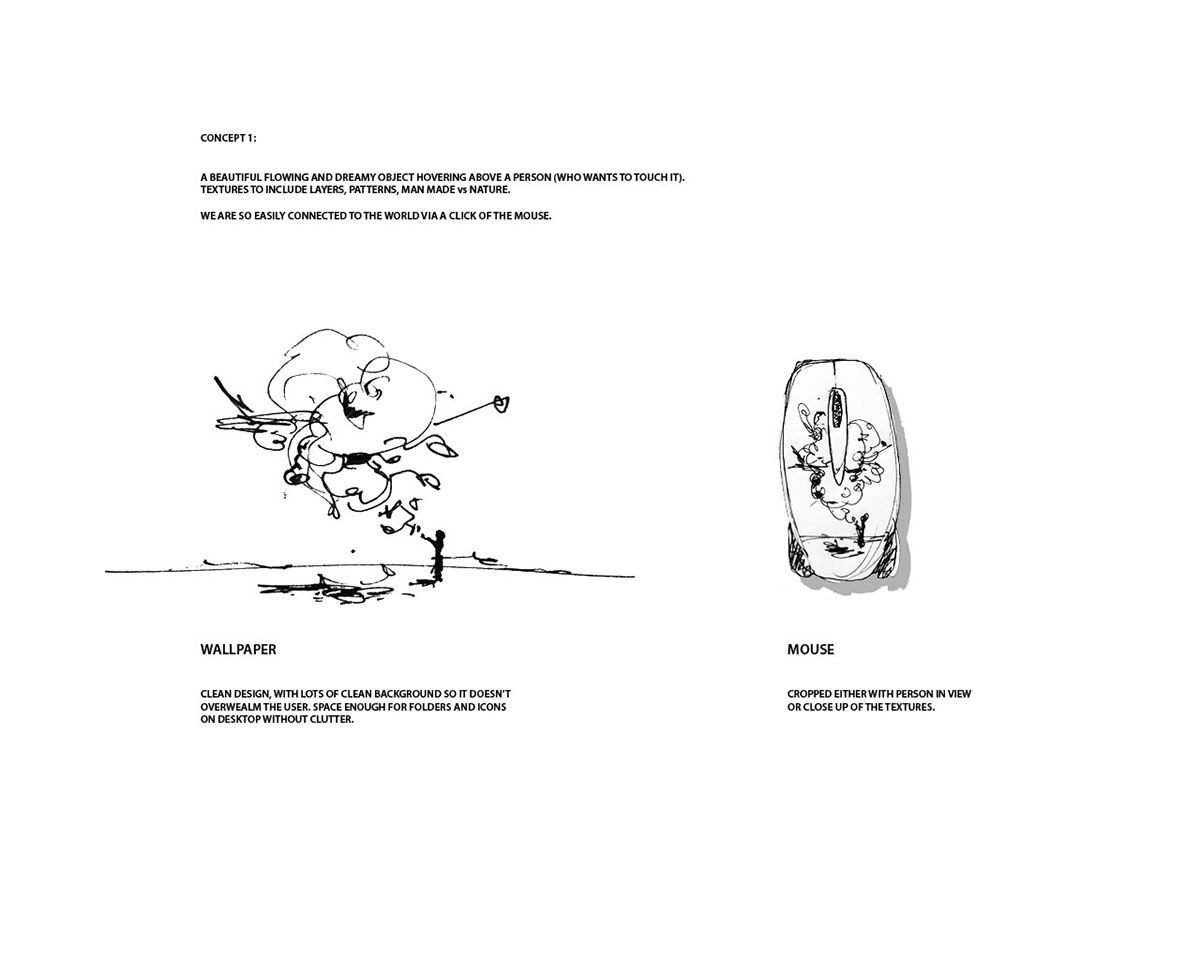 microsoft artist series on behance