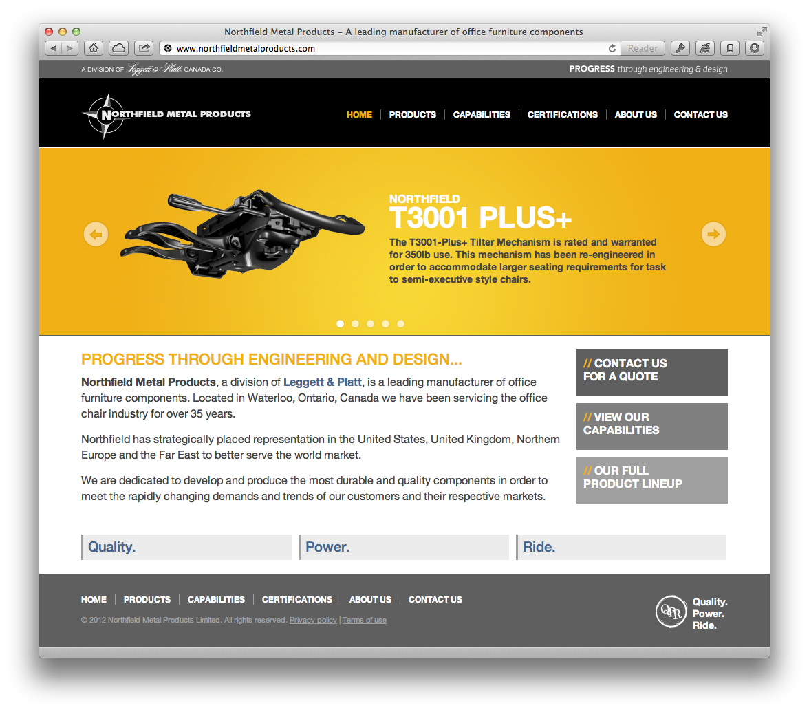 AltCareer   Perk Landing Page (UX/UI Web Design + HTML + CSS3 + Front End  Development + ExpressionEngine)