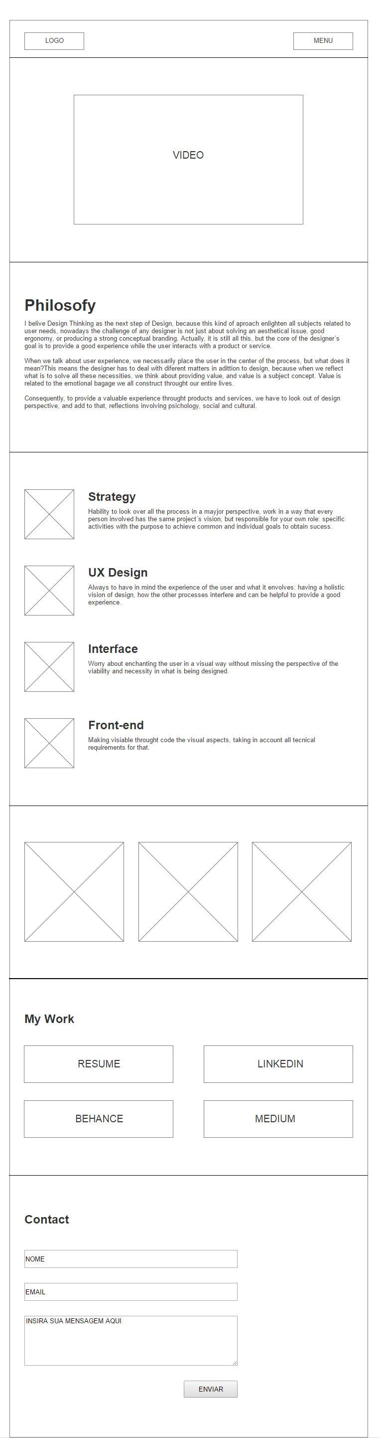 information architectury Arquitetura da Informação prototipação prototype mvp prototipo user experience experiência do usuário