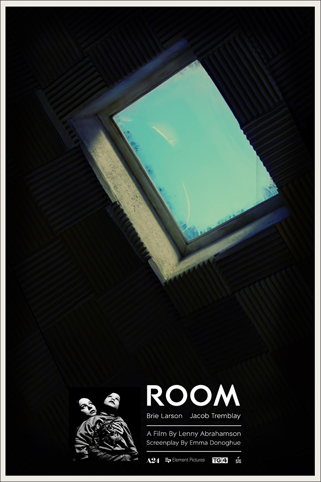Movie poster the room