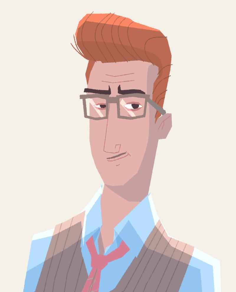 Character Design Nyc : Steven scott