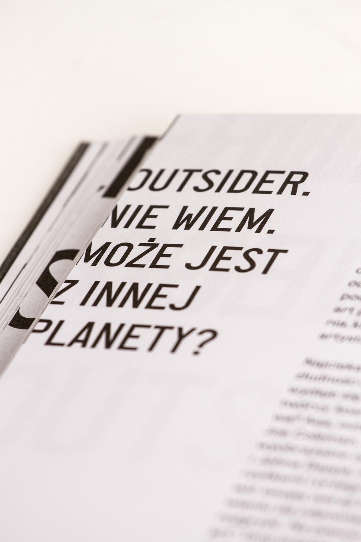 muzeum śląskie outsider art rebellion Exhibition  punk opposition Photography