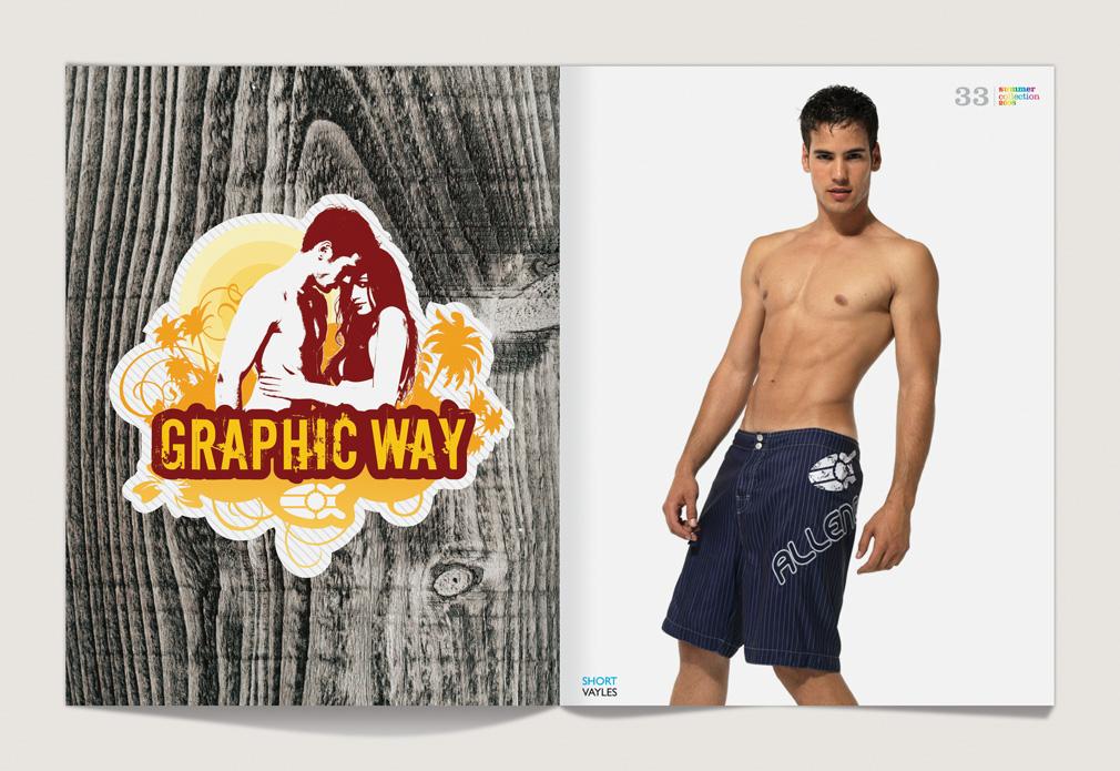 allen cox brochure swimmwear