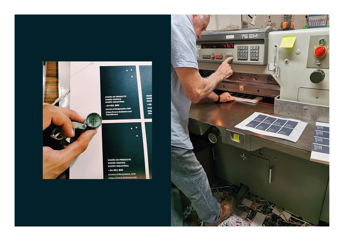 Tarjetas de visita Bussines card graphic design  serigrafia diseño gráfico Identidad Corporativa